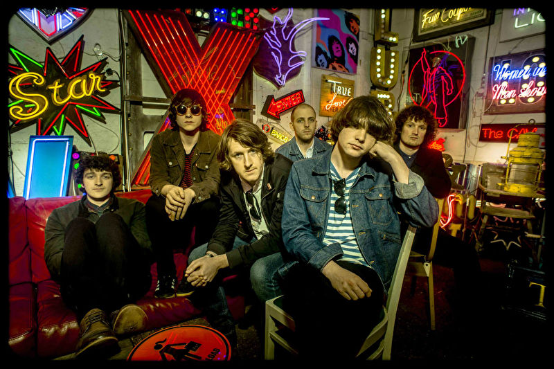 Neon Waltz to support Noel Gallagher & The Coral