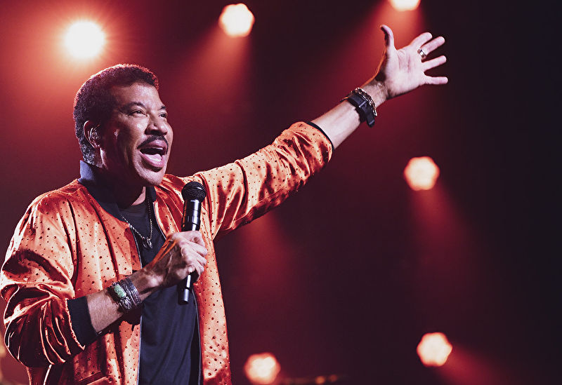 New Lionel Richie Tickets On Sale Now