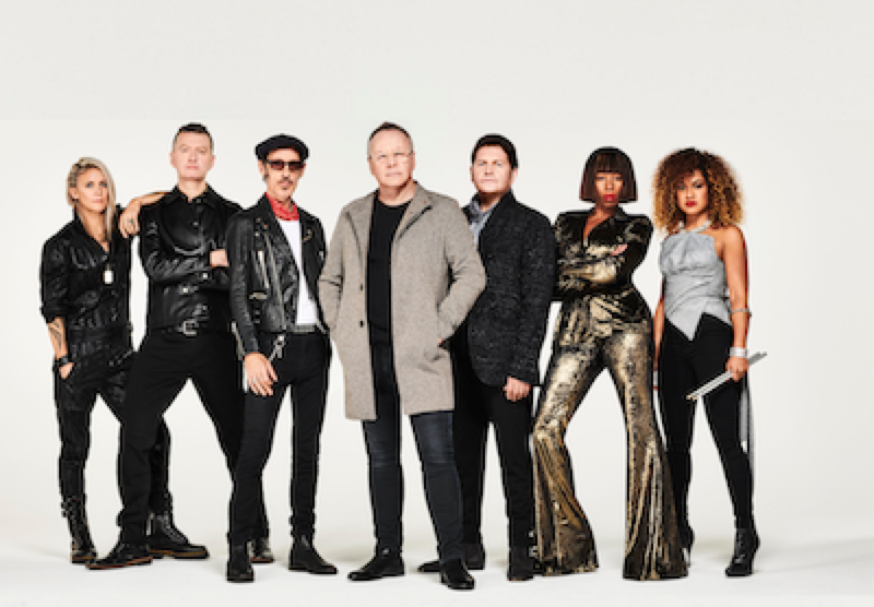 Simple Minds & Deacon Blue Moved to 2022