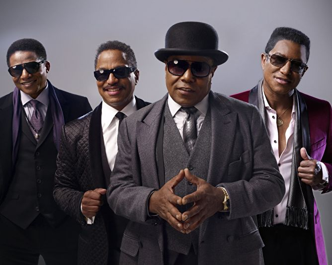 The Jacksons plus special guest Kool & The Gang