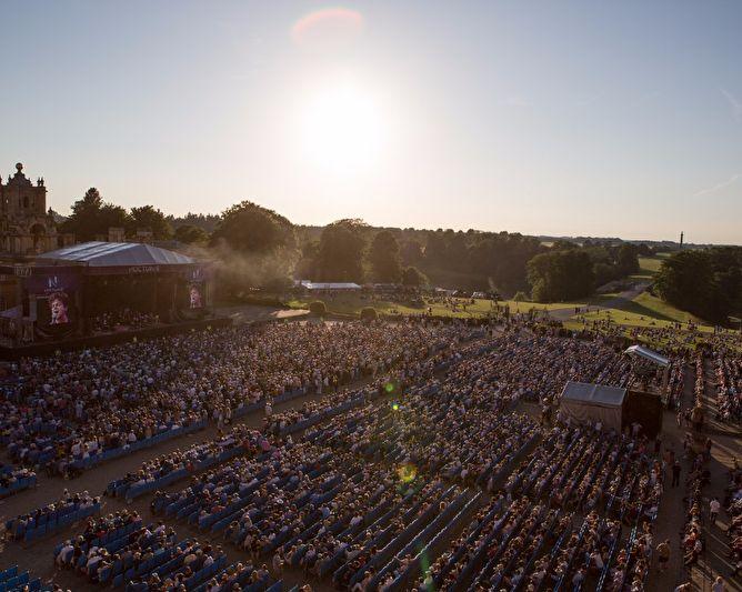 Blenheim palace summer concerts