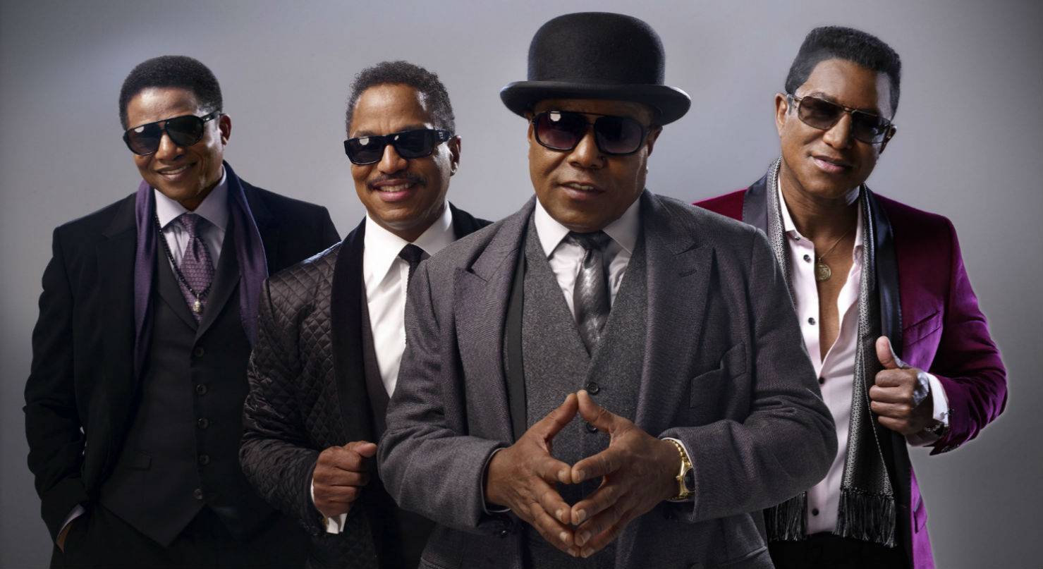 The Jacksons plus special guest Kool & The Gang - Photo